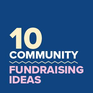 MDC2021 Community Fundraising Ideas