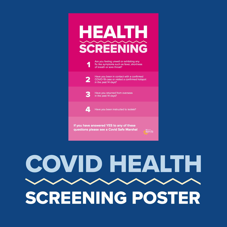MDC2021_COVID Health Screening