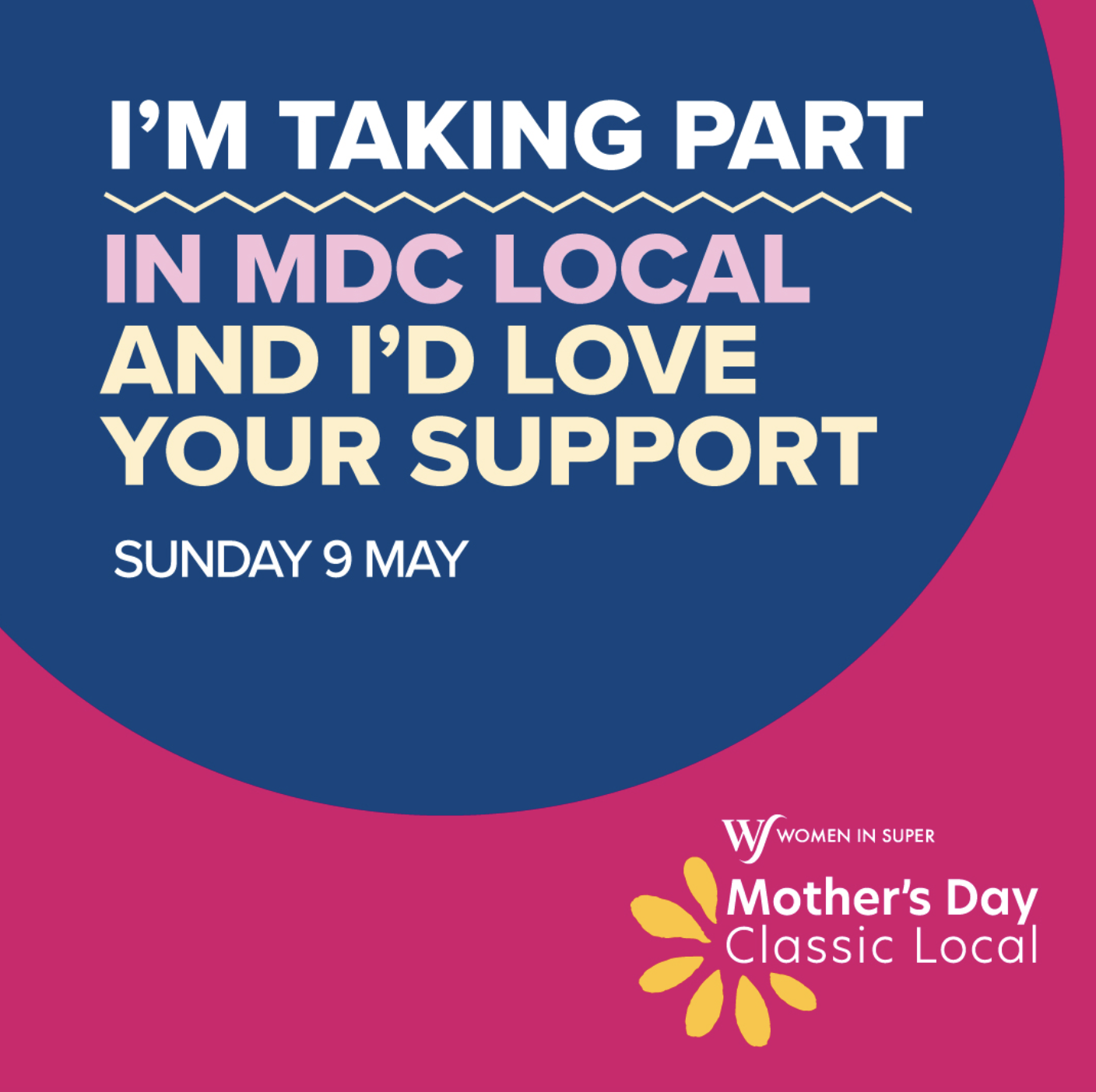 mdc21 - support me A